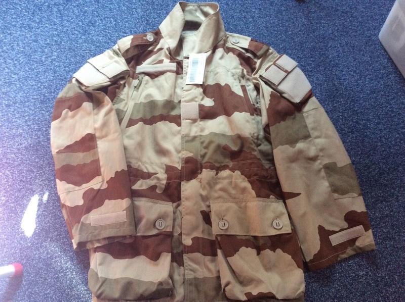 Current desert pattern garment Felin210