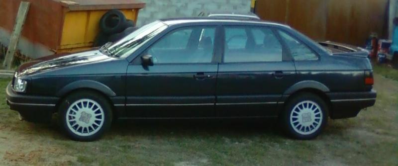 Passat GT G60 syncro berline Passat11