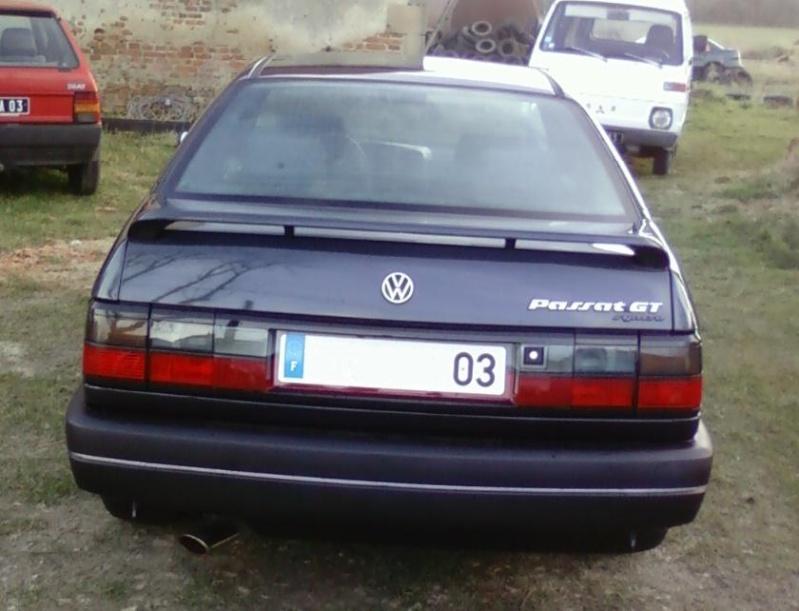 Passat GT G60 syncro berline Passat12