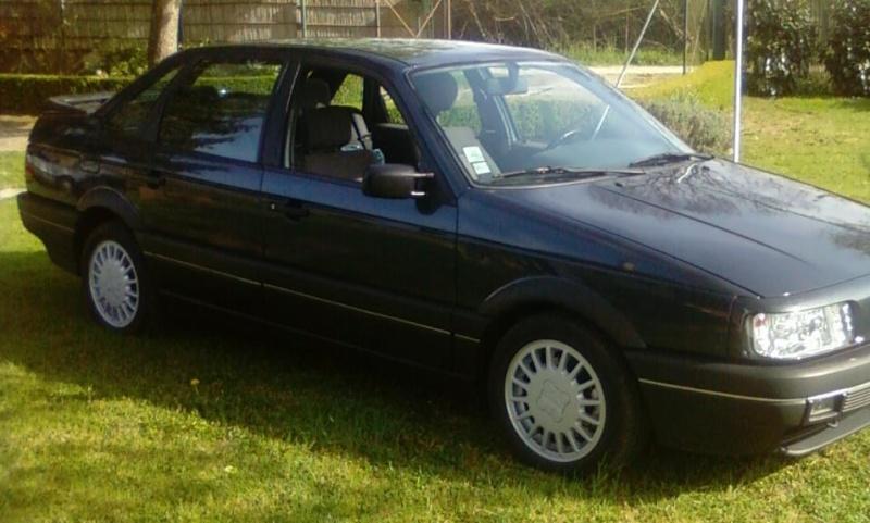 Passat GT G60 syncro berline Passat13
