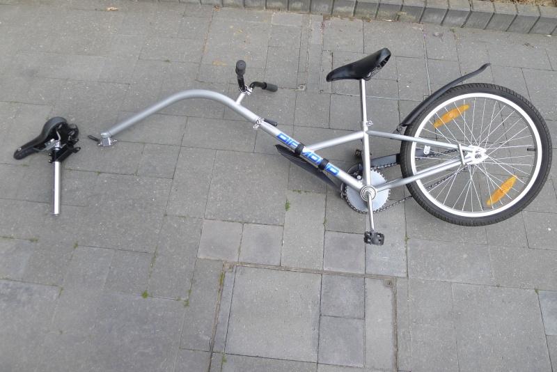 vélo suiveur compatible Brompton  P1040810