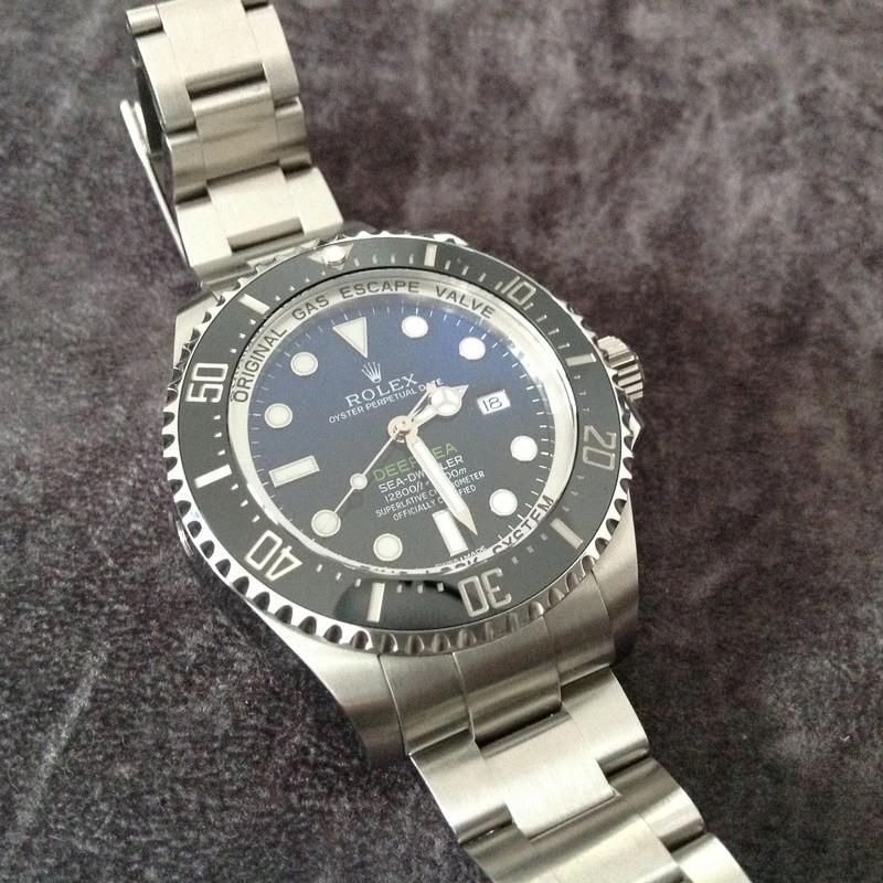 Vendue Rolex Deepsea D-Blue Image34