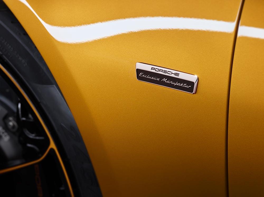 Porsche 911 Turbo S Exclusive Series 911-tu11