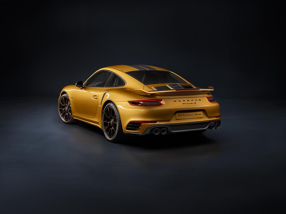 Porsche 911 Turbo S Exclusive Series 911-tu12