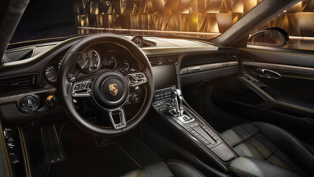 Porsche 911 Turbo S Exclusive Series Porsch13