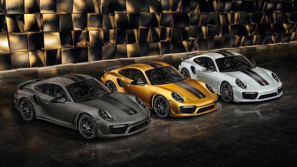 Porsche 911 Turbo S Exclusive Series Porsch14