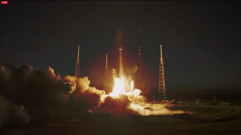 Lancement Falcon-9 v1.1 / SES-8 - 3 décembre 2013 - Page 9 Falcon10