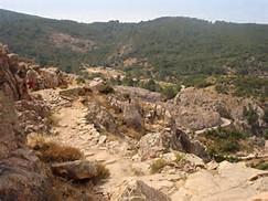LA CORSICA Chemin10