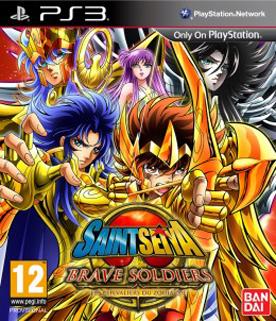 Saint Seiya: Brave soldiers Saint-11