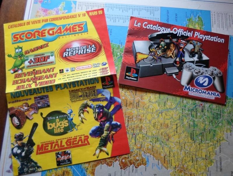 Quel a été votre première console ou ordi rétro et vos 1er jeux ? - Page 2 Sam_0527