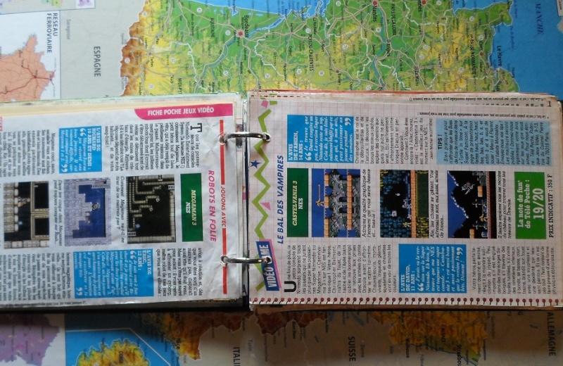 Quel a été votre première console ou ordi rétro et vos 1er jeux ? - Page 2 Sam_0540