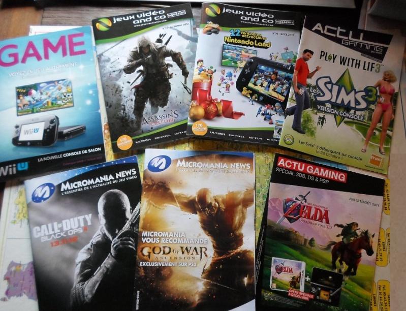 Quel a été votre première console ou ordi rétro et vos 1er jeux ? - Page 2 Sam_0542