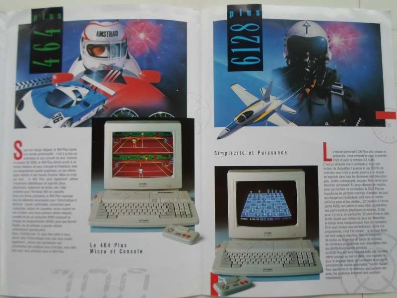 Quel a été votre première console ou ordi rétro et vos 1er jeux ? - Page 2 Sam_2527