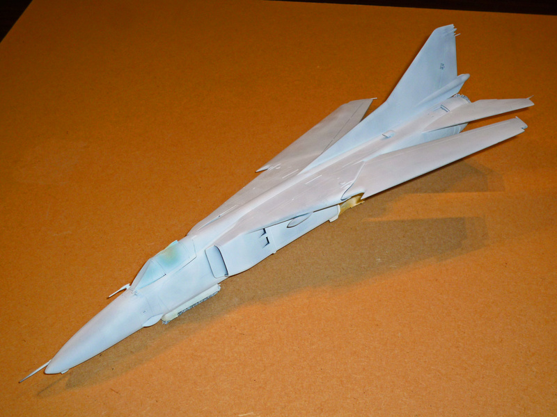 """MiG-27 """"Flogger-D""""; Trumpeter 1/48 - Page 2 P1100110"""