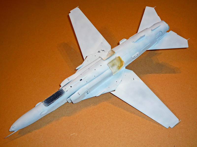 """MiG-27 """"Flogger-D""""; Trumpeter 1/48 - Page 2 P1100112"""