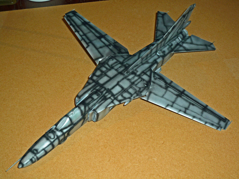 """MiG-27 """"Flogger-D""""; Trumpeter 1/48 - Page 2 P1100115"""