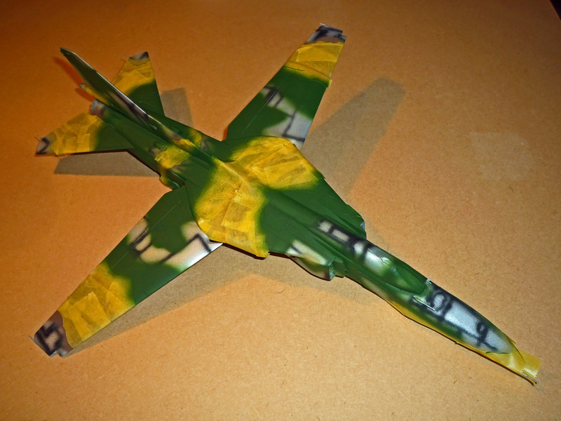 """MiG-27 """"Flogger-D""""; Trumpeter 1/48 - Page 2 P1100118"""