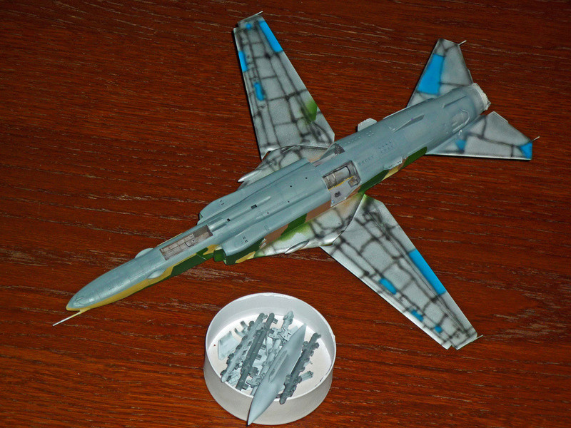 """MiG-27 """"Flogger-D""""; Trumpeter 1/48 - Page 3 P1100119"""