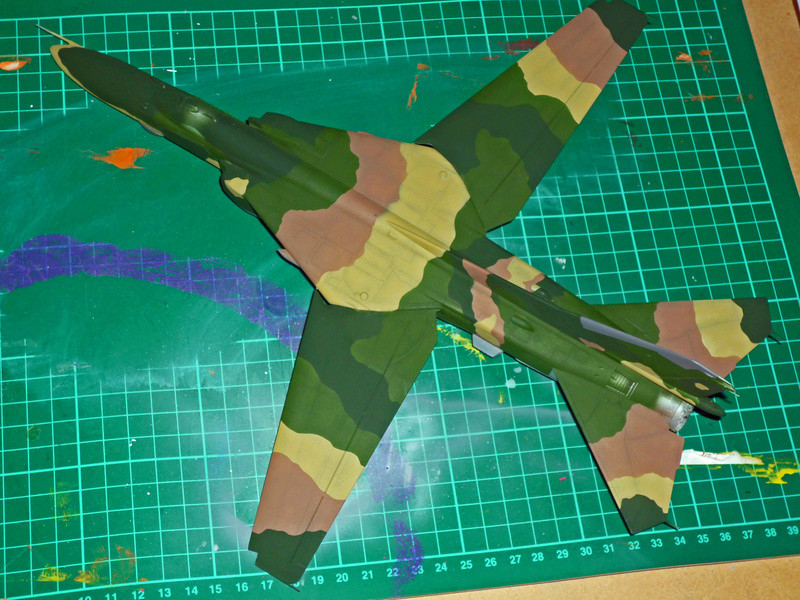 """MiG-27 """"Flogger-D""""; Trumpeter 1/48 - Page 3 P1100121"""