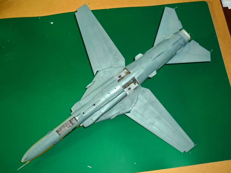 """MiG-27 """"Flogger-D""""; Trumpeter 1/48 - Page 3 P1100210"""