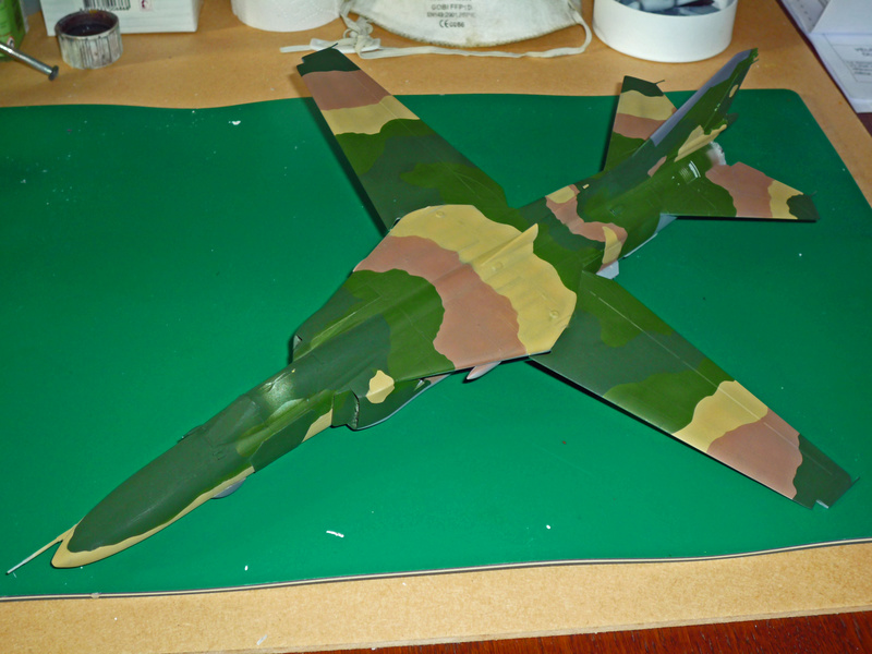 """MiG-27 """"Flogger-D""""; Trumpeter 1/48 - Page 3 P1100212"""