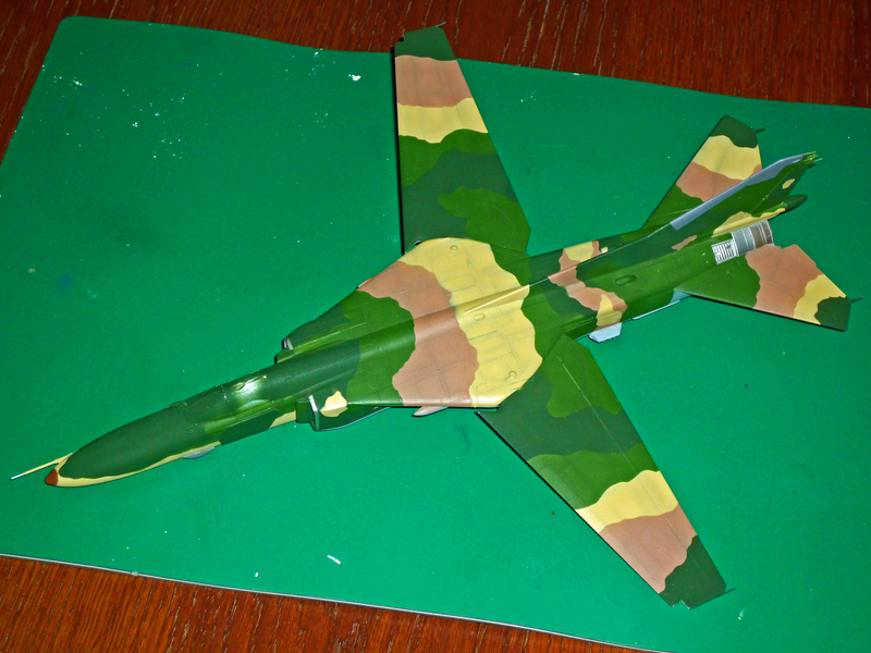 """MiG-27 """"Flogger-D""""; Trumpeter 1/48 - Page 3 P1100215"""