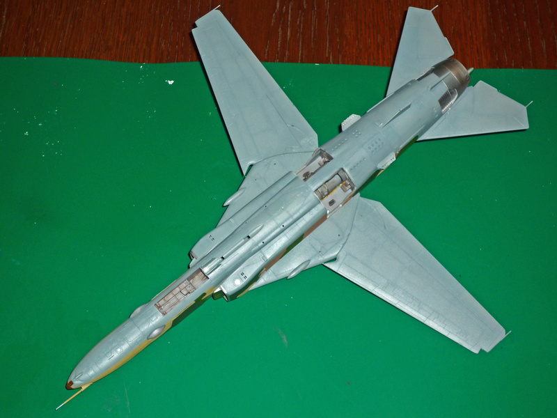 """MiG-27 """"Flogger-D""""; Trumpeter 1/48 - Page 3 P1100216"""