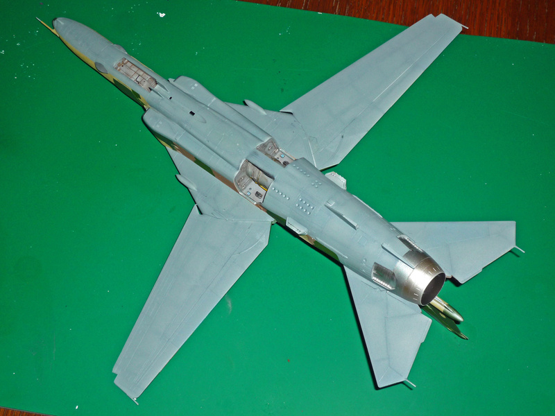 """MiG-27 """"Flogger-D""""; Trumpeter 1/48 - Page 3 P1100217"""
