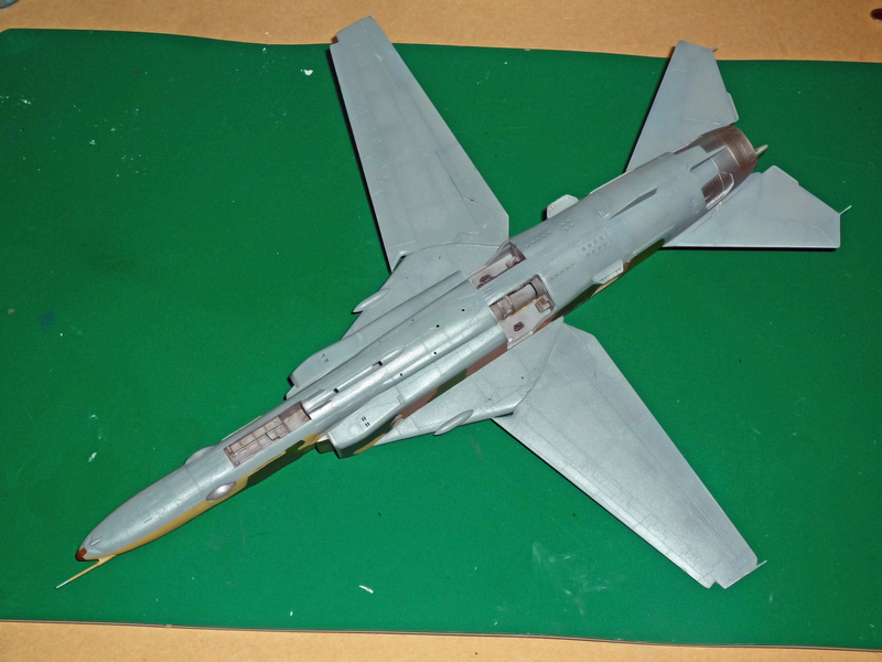 """MiG-27 """"Flogger-D""""; Trumpeter 1/48 - Page 3 P1100219"""