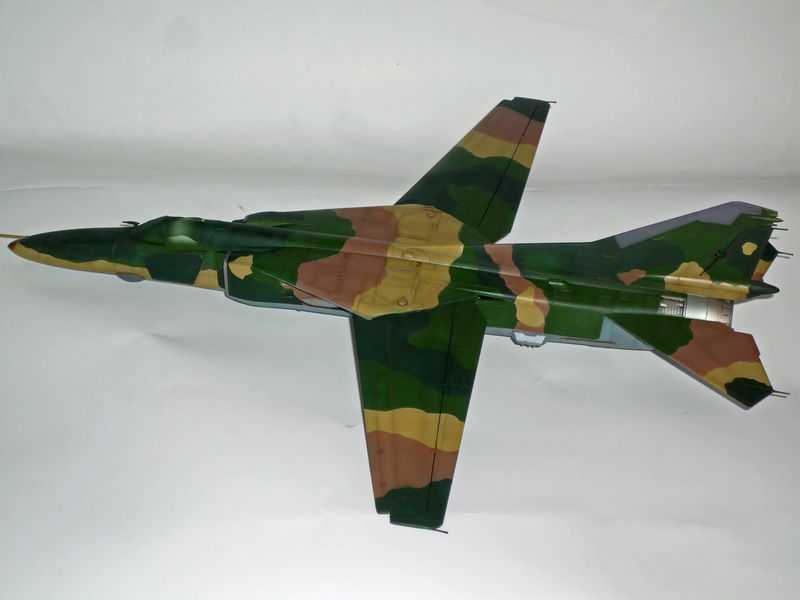 """MiG-27 """"Flogger-D""""; Trumpeter 1/48 - Page 3 P1100227"""