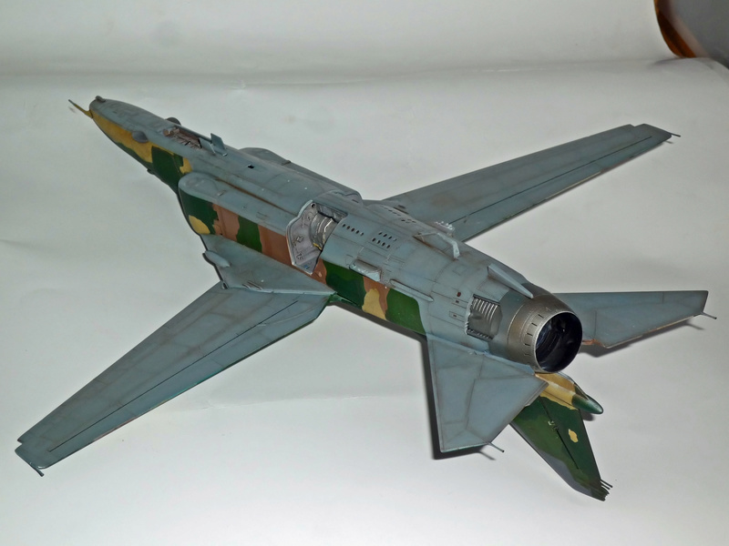 """MiG-27 """"Flogger-D""""; Trumpeter 1/48 - Page 3 P1100236"""