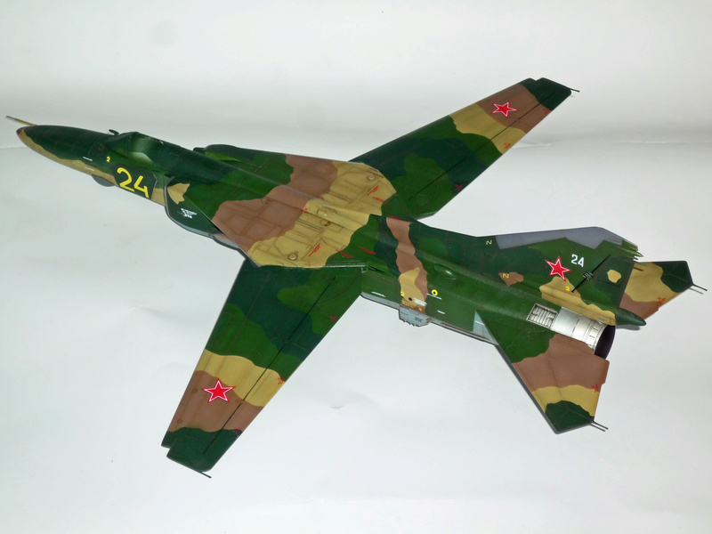 "MiG-27 ""Flogger-D""; Trumpeter 1/48 - Page 4 P1100241"