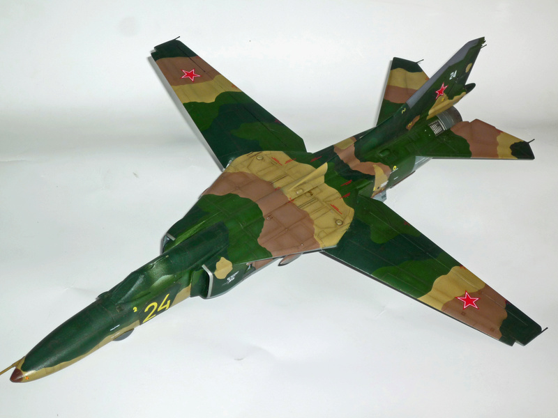 "MiG-27 ""Flogger-D""; Trumpeter 1/48 - Page 4 P1100242"