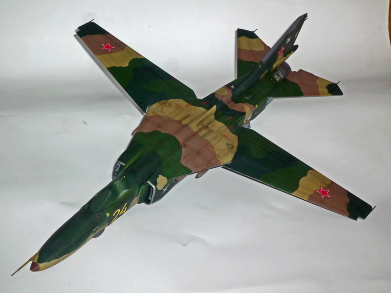 "MiG-27 ""Flogger-D""; Trumpeter 1/48 - Page 4 P1100244"