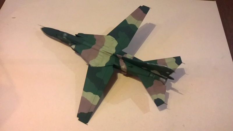 """MiG-27 """"Flogger-D""""; Trumpeter 1/48 - Page 2 Wp_20110"""