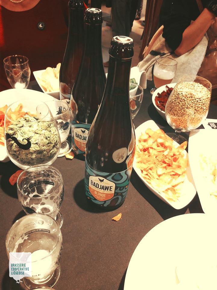 Brasserie coopérative liégeoise  Belgique B_coop10