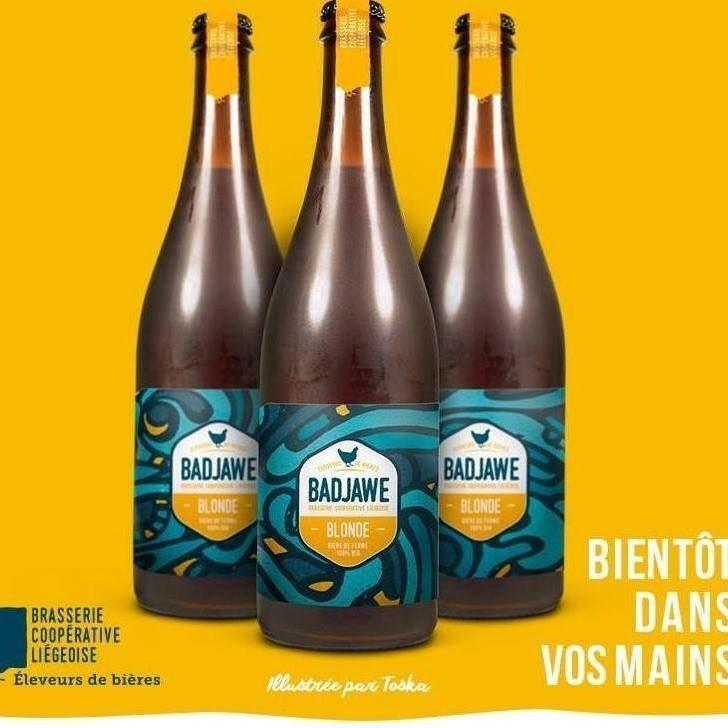 Brasserie coopérative liégeoise  Belgique Cl10