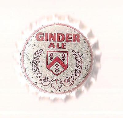 Ancienne Ginder Ale Interbrew Belgique Ginder10