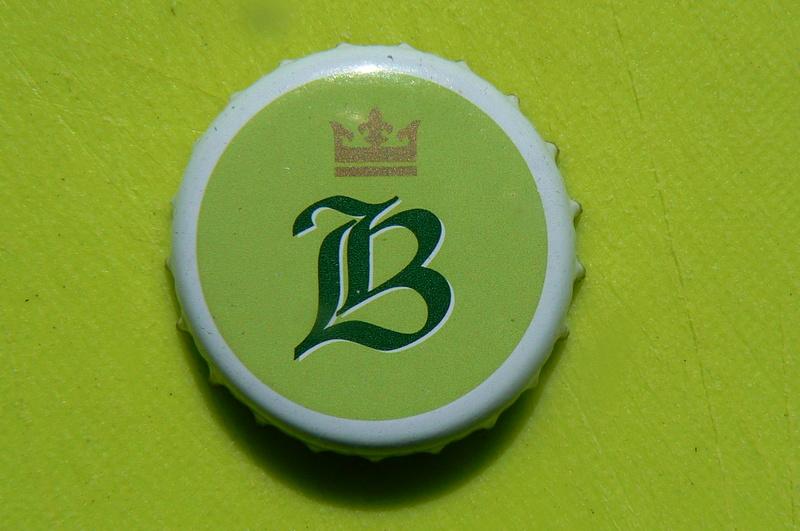 Brasserie du Bocq : Blanche de Namur P1120524