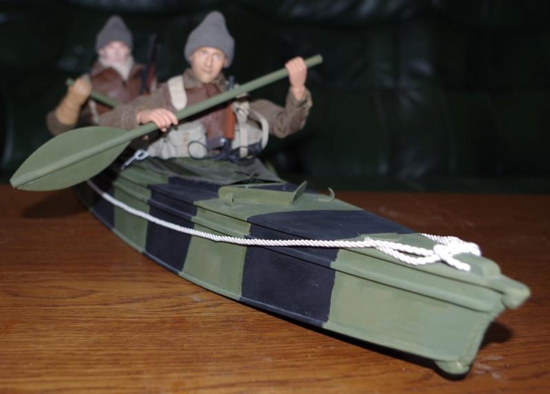 Kayak Mak II ( opération frankton) Canoe310