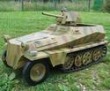 variantes sur SDKFZ 250 Xdkfz10
