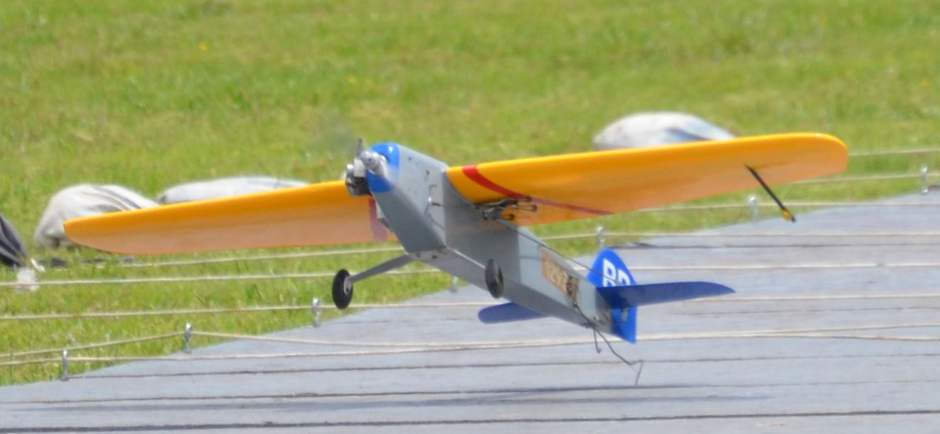 Carolina Classic, May 2017 - sights, sounds, and flight reports Carrie10