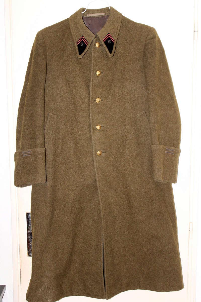 Manteau mle 1932 d'un lieutenant 6ème Génie - ALPINS1 [VENDU] Img_4517