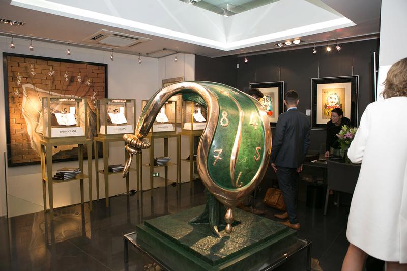 NEWS SIHH 2017 Parmigiani Fleurier : Toric 86bart13