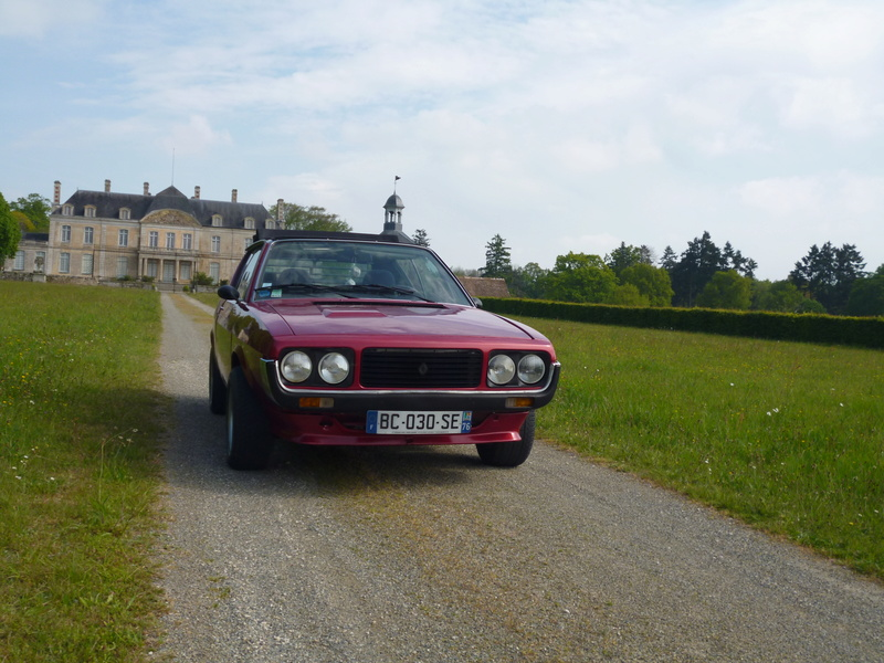 ma renault 17 ts decouvrable P1010527