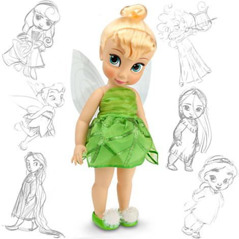 Poupées Disney Animator's 60700411