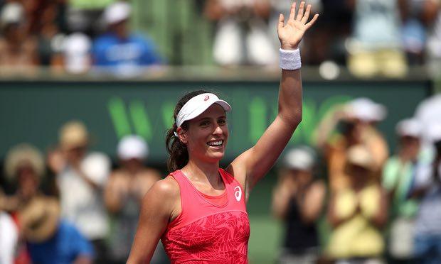 Konta wins Miami Open 2017 483110