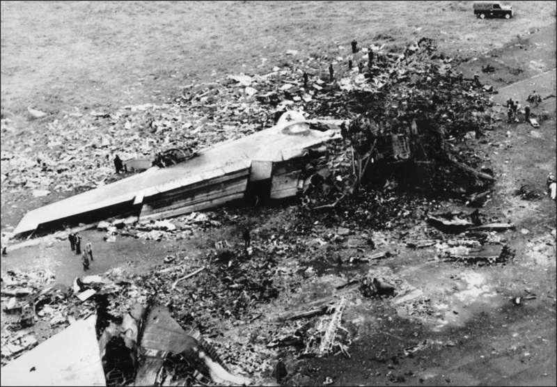 40 years anniversary of Los Rodeos disaster Traged10