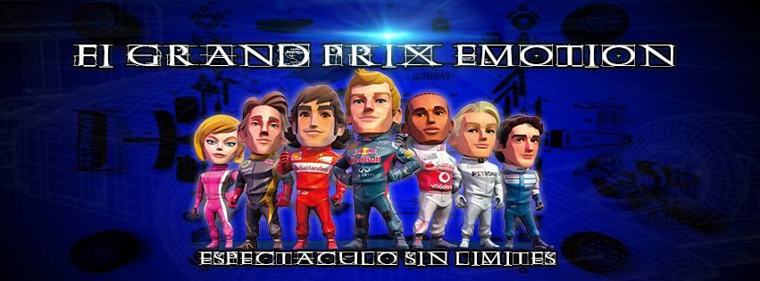 F1 Grand Prix Emotion