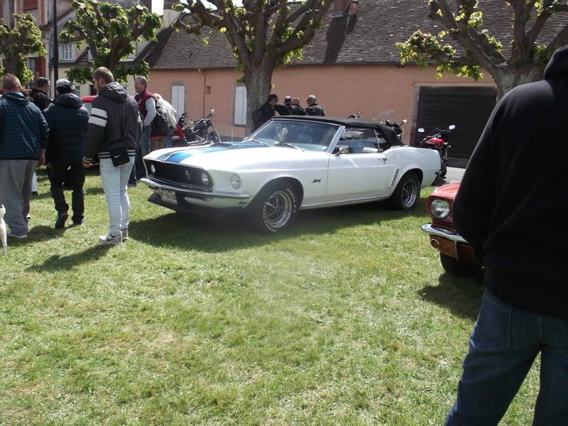 2ème Rassemblement American Legend , voitures et motos anciennes à LORMAYE 28.  Dscf6411
